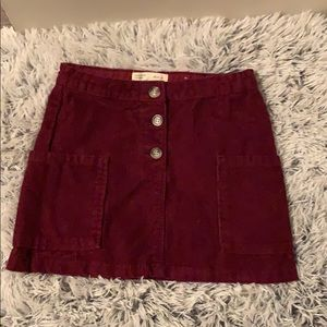 Children skirt